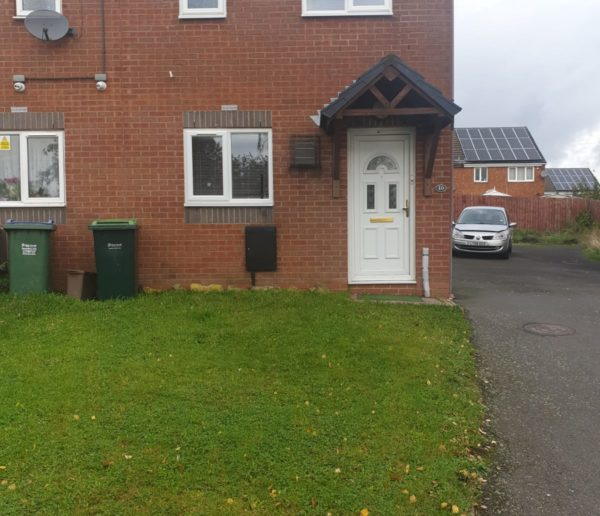 REGIONAL HOMES ARE PLEASED TO OFFER: NEW BUILD 2 BEDROOM SEMI DETACHED HOME, FOWLER CLOSE, SMETHWICK
